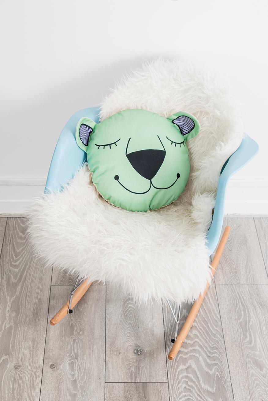 Bear Animal Cushion