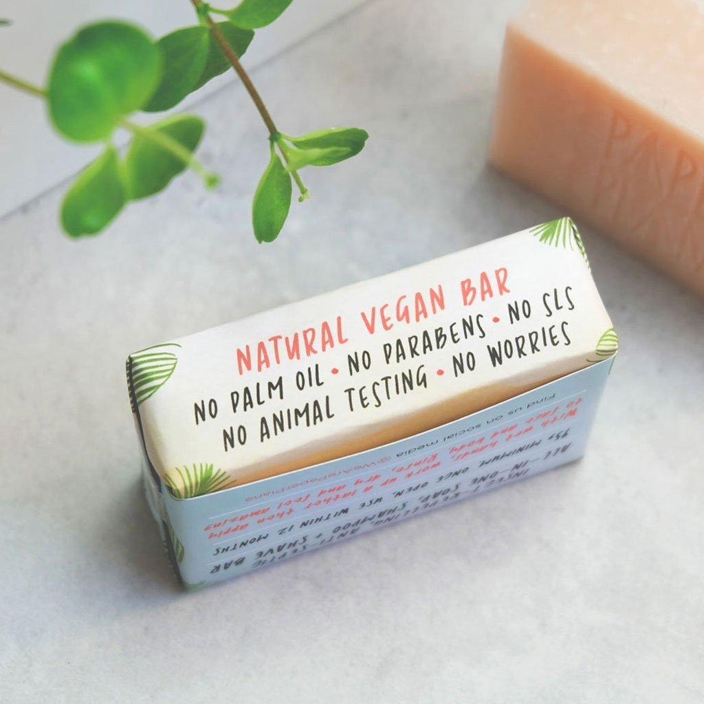 Travel Soap – Side