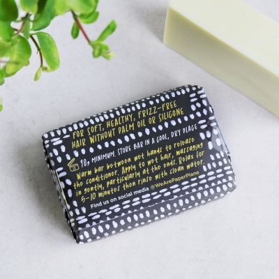 Tea Tree and Peppermint Solid Conditioner Bar