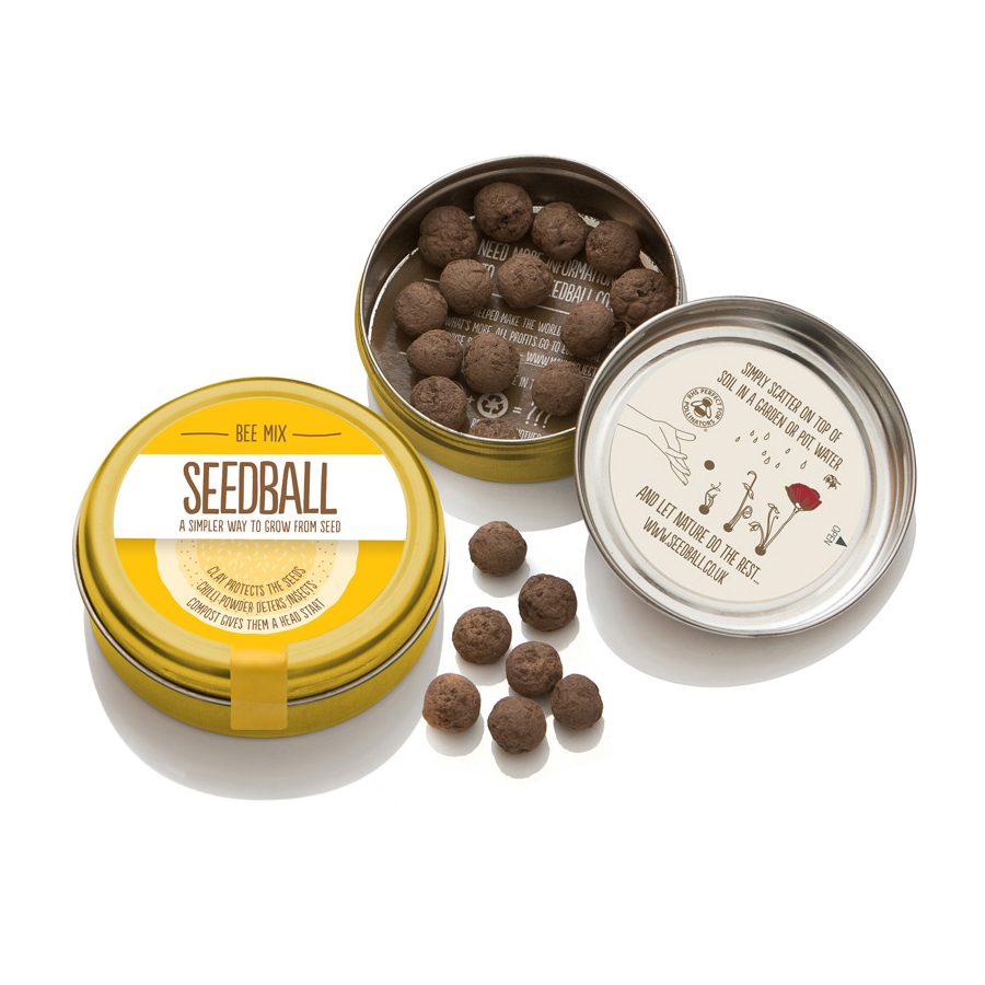 Bee Mix Seedballs