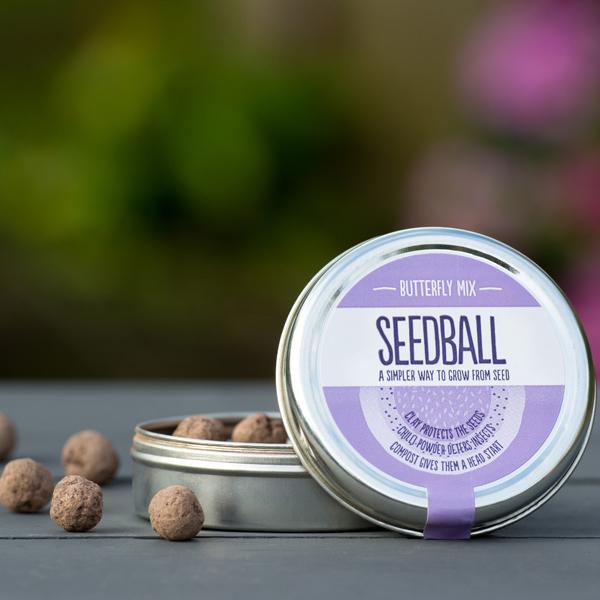 Butterfly Mix Seedballs