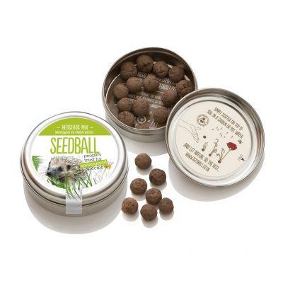 Hedgehog Mix Seedballs