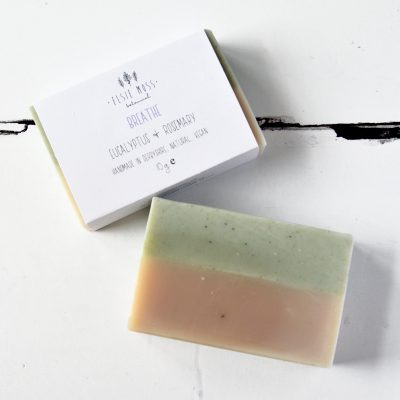 Breathe Natural Vegan Soap