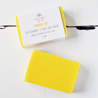 Natural Vegan Shampoo Bar