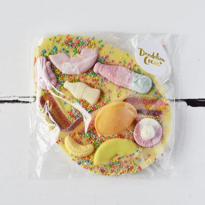 White Chocolate Sweets Easter Flegg