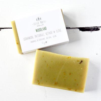 Woodland Natural Vegan Soap