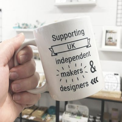 Shop Indie Designer Maker Mug