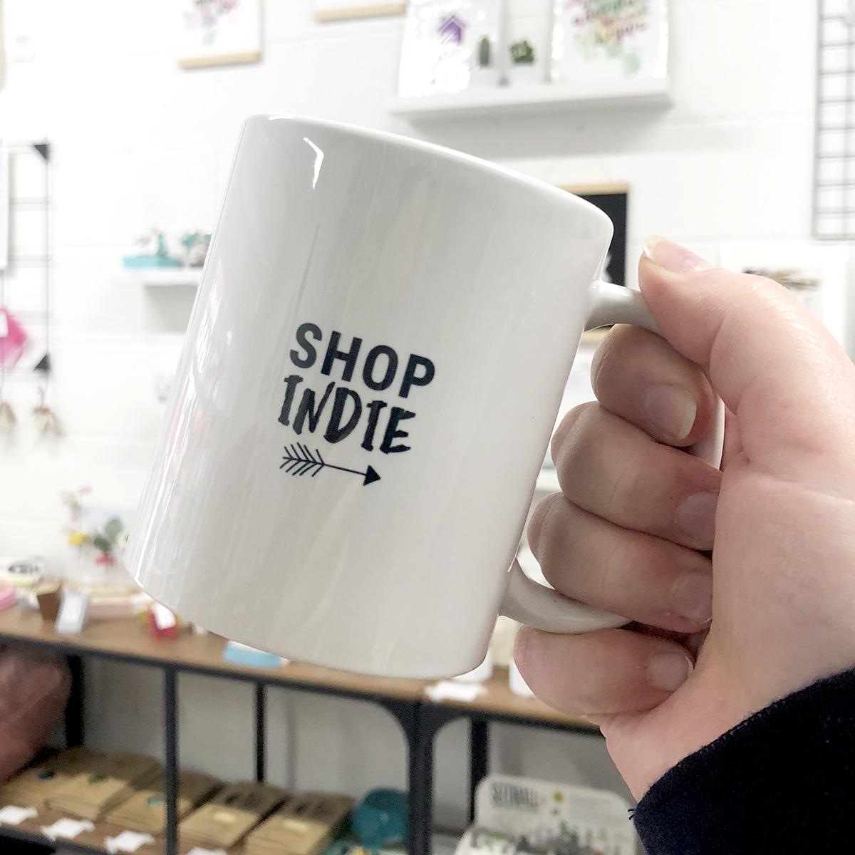 Shop Indie Designer Maker Mug