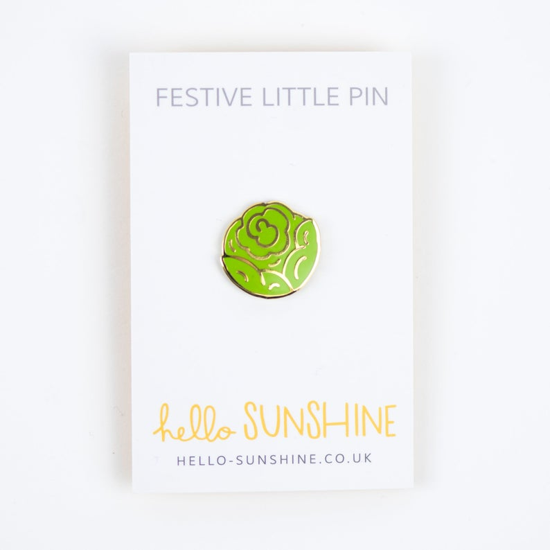 sprout pin