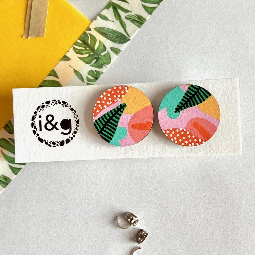 Abstract Tropical Studs