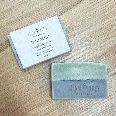Breathe Vegan Soap