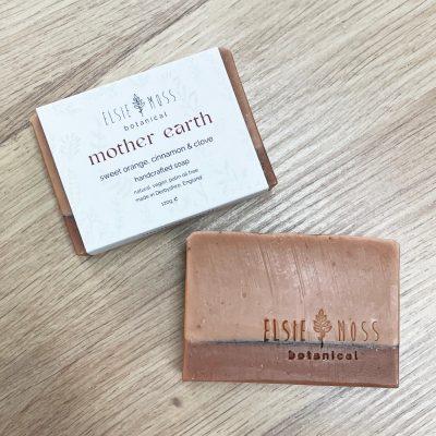 Mother Earth Vegan Soap