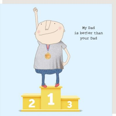Better Dad Card