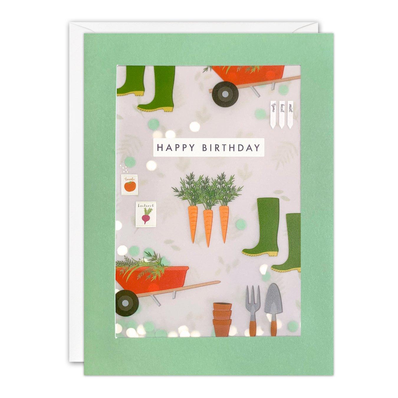 Happy Birthday Gardener